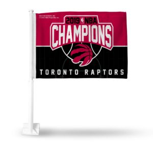 Car Flag Toronto Raptors - FG970WC19