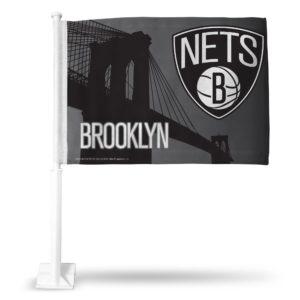 Car Flags Brooklyn Nets - FG67001