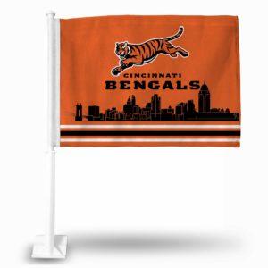Car Flags CINCINNATI BENGALS - FG3203