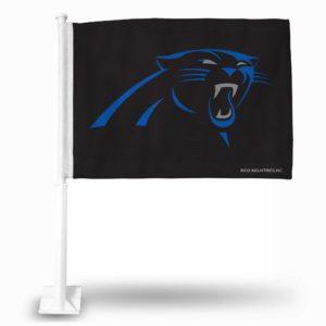 Car Flags Carolina Panthers - FG0803