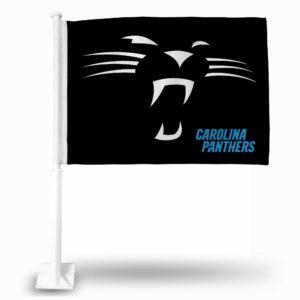 Car Flags Carolina Panthers - FG0804