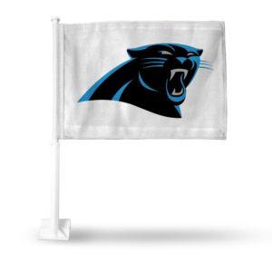 Car Flags Carolina Panthers - FG0805