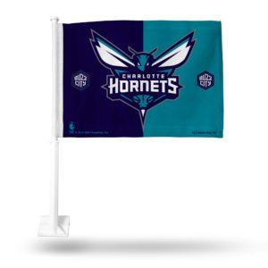 Car Flags Charlotte Hornets - FG66001