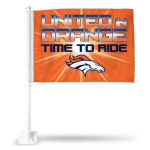 Car Flags Denver Broncos - FG1610