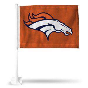 Car Flags Denver Broncos - FG1603